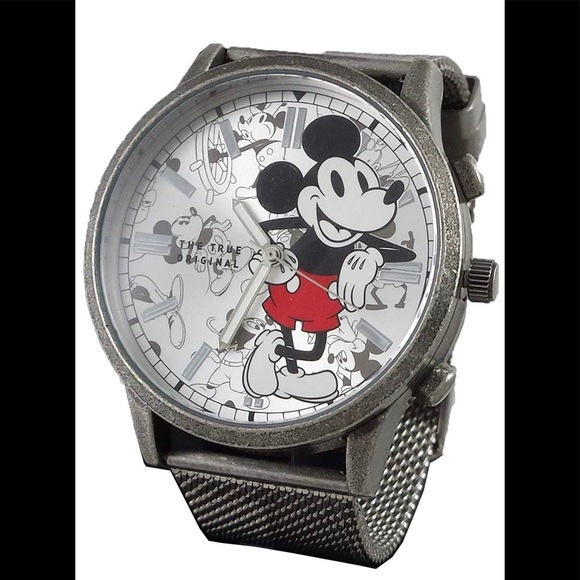 new Jewelry & Watches Pocket Watches Disney Mickey Mouse 90th Anniversary Commemorative Pocket Watch